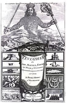 220px-Leviathan by Thomas Hobbes
